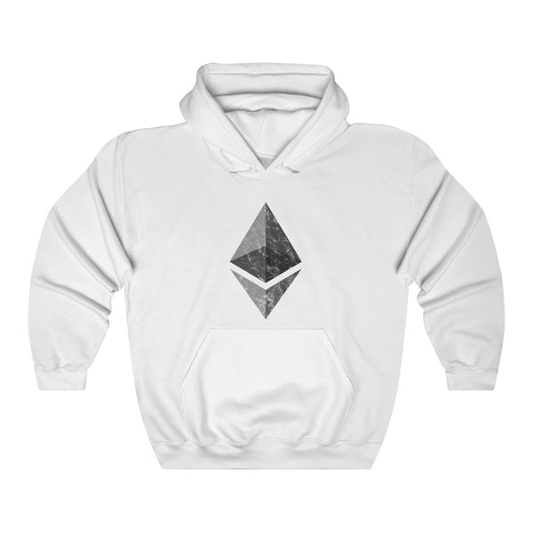DISTRESSED ETH DIAMOND HOODIE
