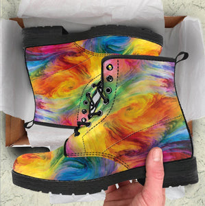 Colorful Handcrafted Boots