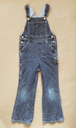 Load image into Gallery viewer, Vintage Tommy Hilfiger Dungarees Age 6-7 Years