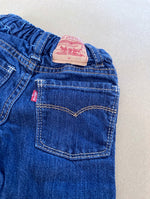 Load image into Gallery viewer, Vintage Levis 514 Mid/Dark Wash Red Tab Jeans Age 6 Months