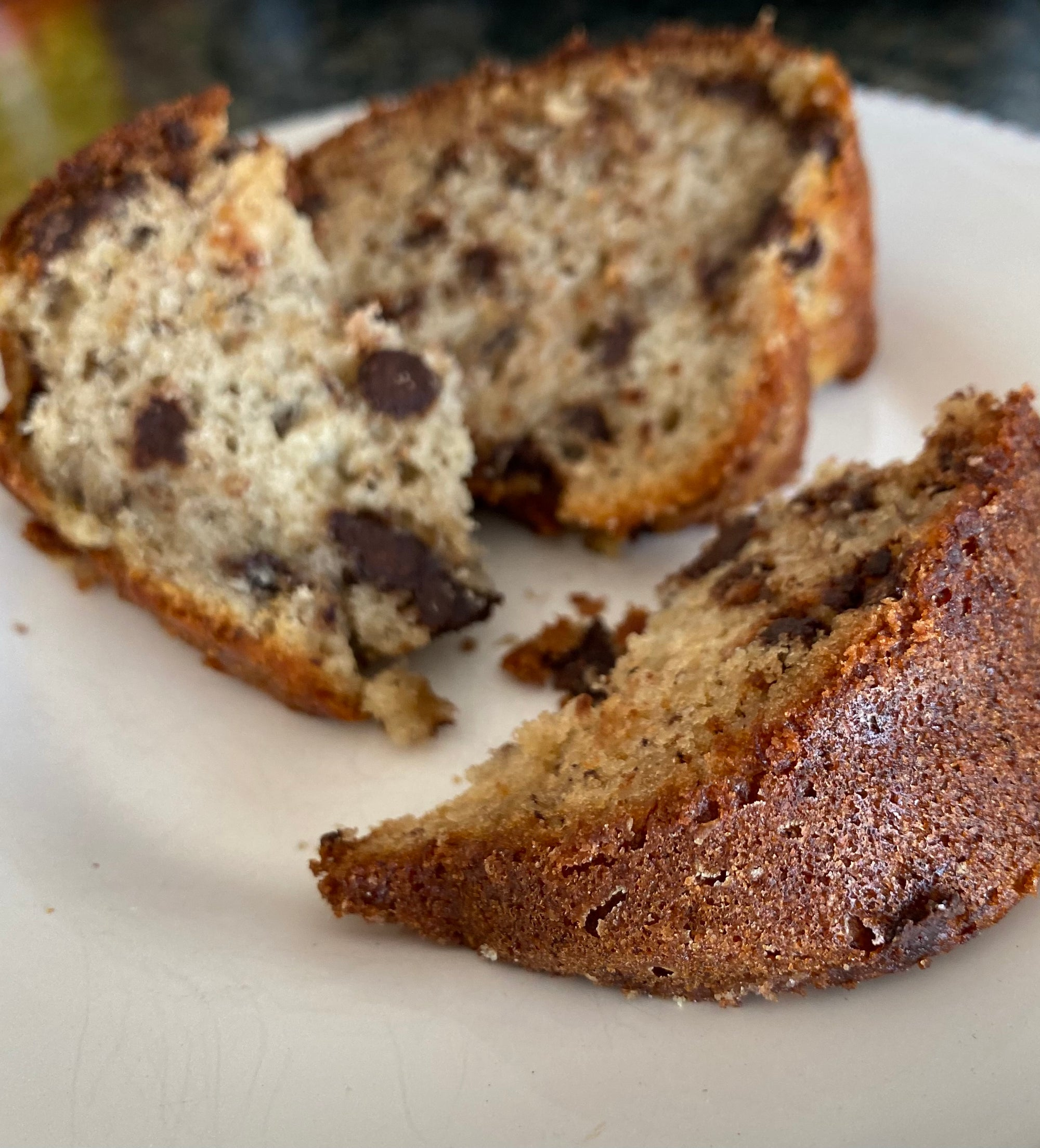 I Found It - A Pretty Perfect Banana Bread!