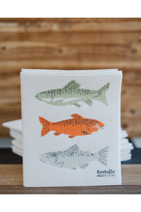 Danica Fish Swedish Dish Cloth