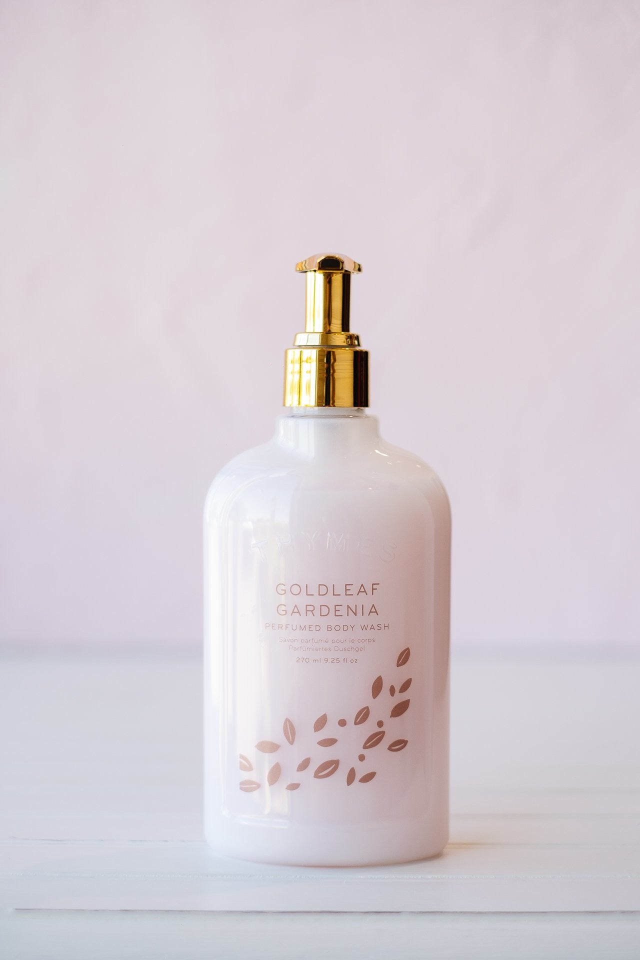 Gold Leaf Gardenia Body Wash