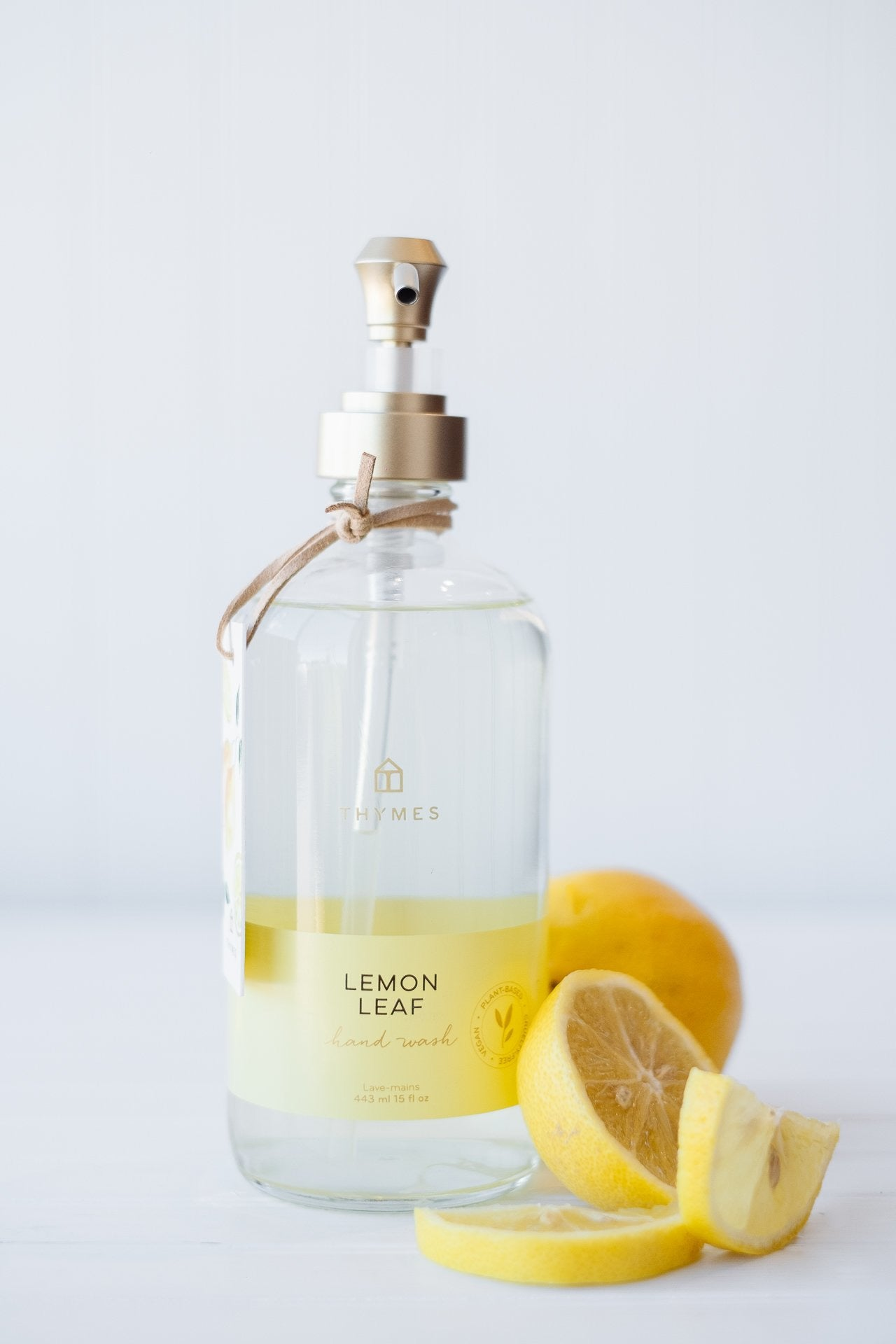 Lemon Leaf Hand Wash 15oz.