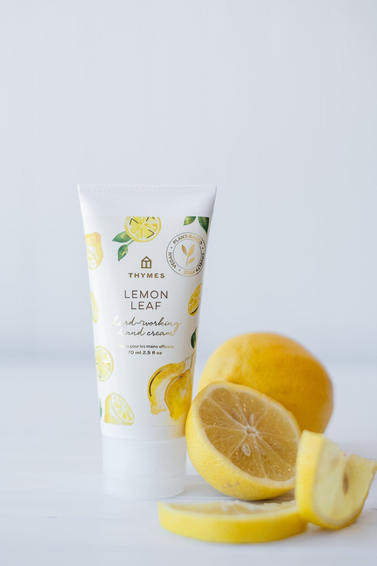 Lemon Leaf Hand Creme