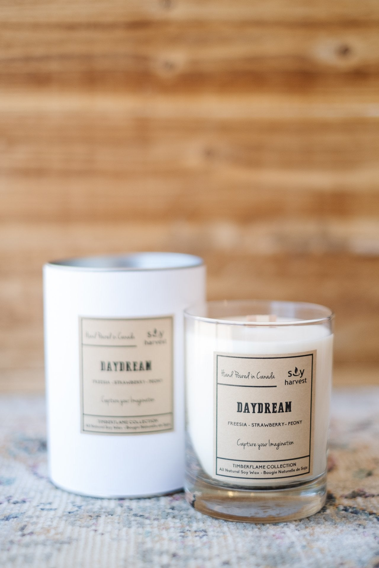 Daydream Soy Harvest Candle