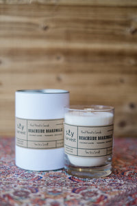 Beachside Boardwalk Soy Harvest Candle