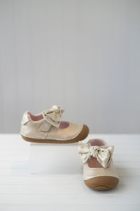 The Esme Mary Jane in Champagne by Stride Rite