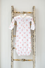 Load image into Gallery viewer, LOVED BABY BABY GOWN