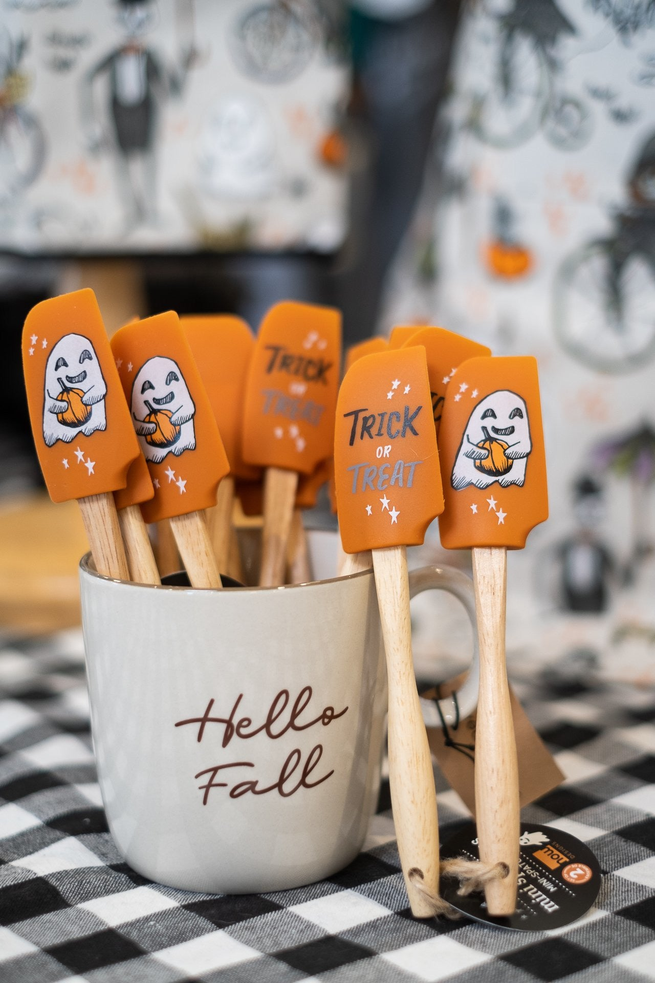 Spooky Mini Spatula Set/2