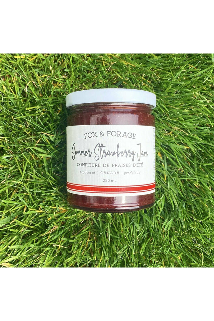 Provisions Summer Strawberry Jam