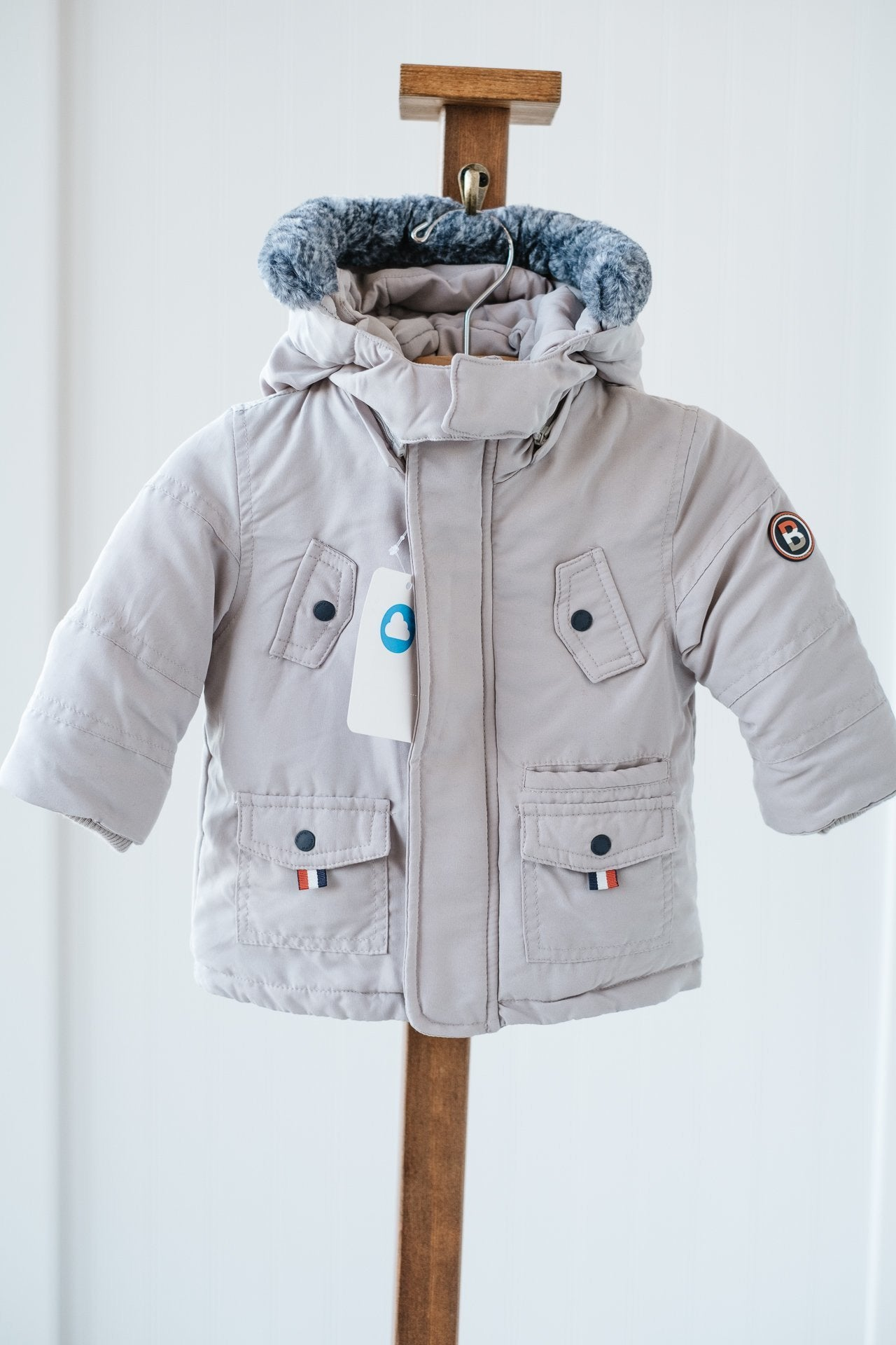 Mayoral Winter Jacket 49 Topo