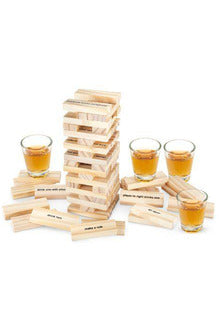 STACK Game On Drinking Game