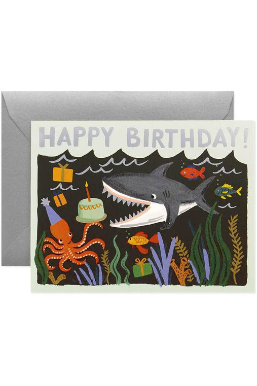 Rifle Paper Co.  Card Shark Birthday