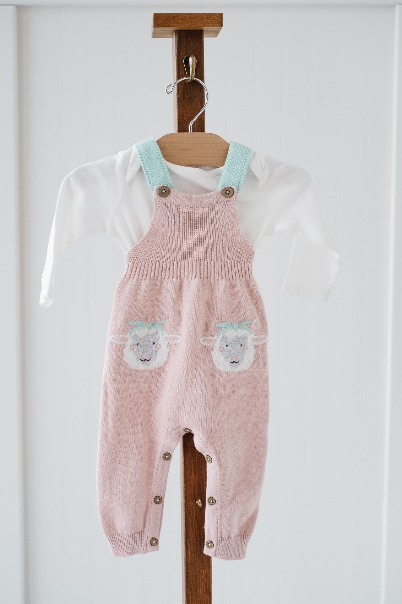 Joules Baby Girl 2 Pce. Dungaree Set      209387