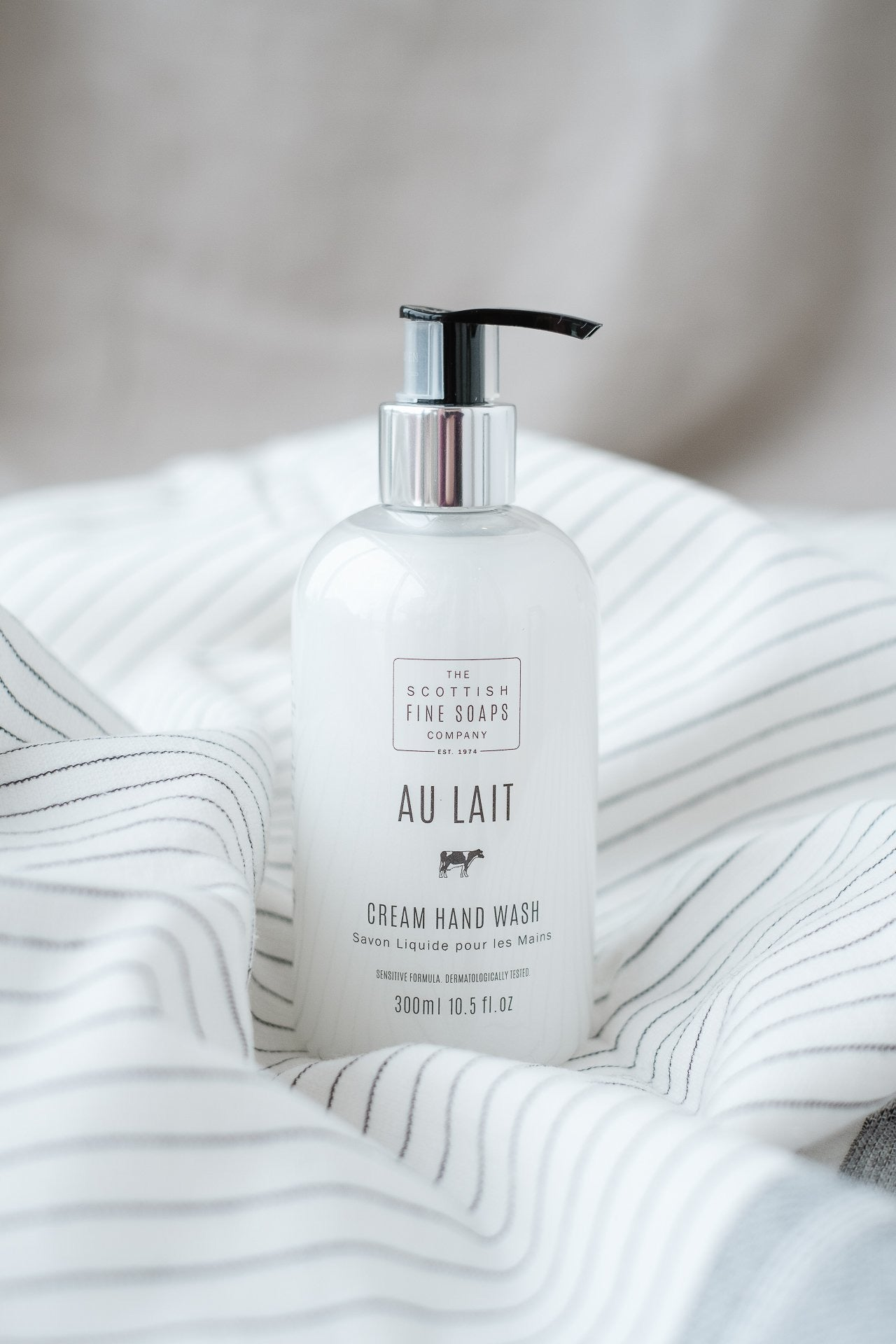 Milk Cream Hand Wash