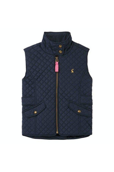Joules Jilly Vest  Blue    213627