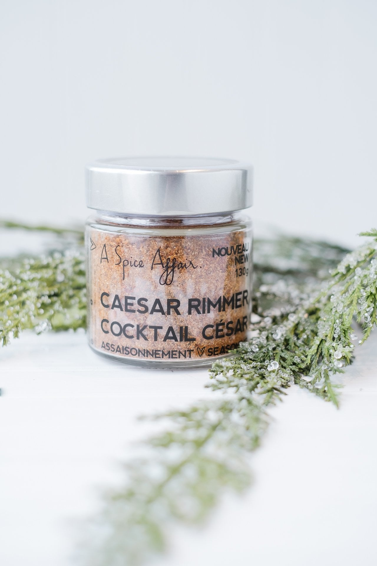 Caesar Rimmer & Seasoning 130g