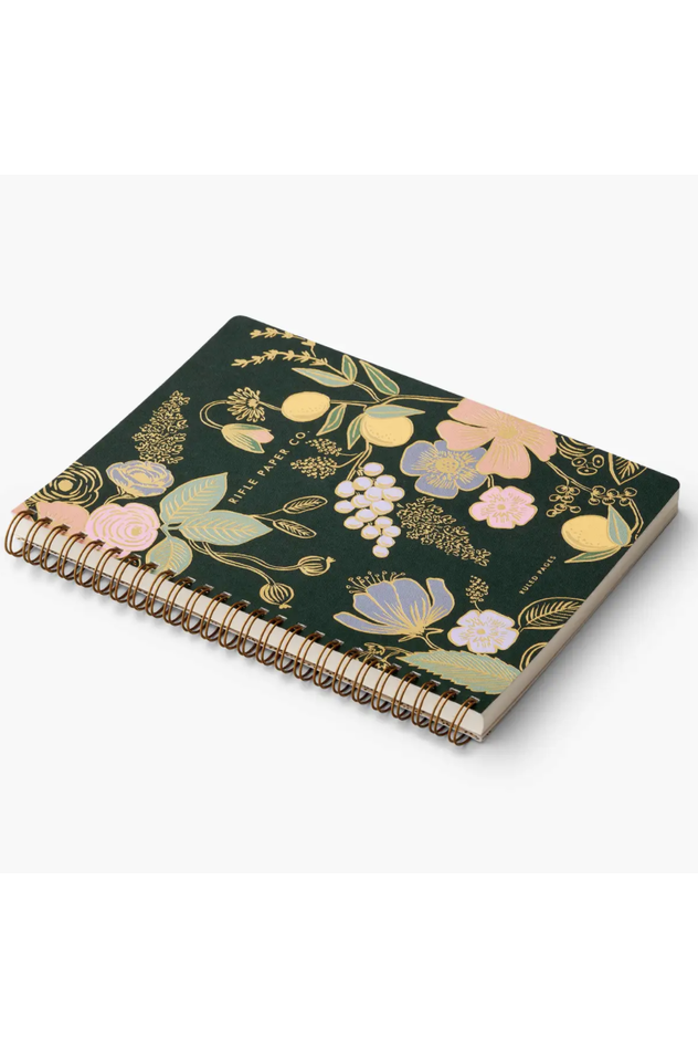 Rifle Paper Co. Spiral Notebook Colette