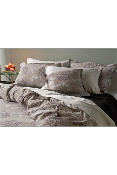 Revelle Parigi Taupe Queen Pillowsham