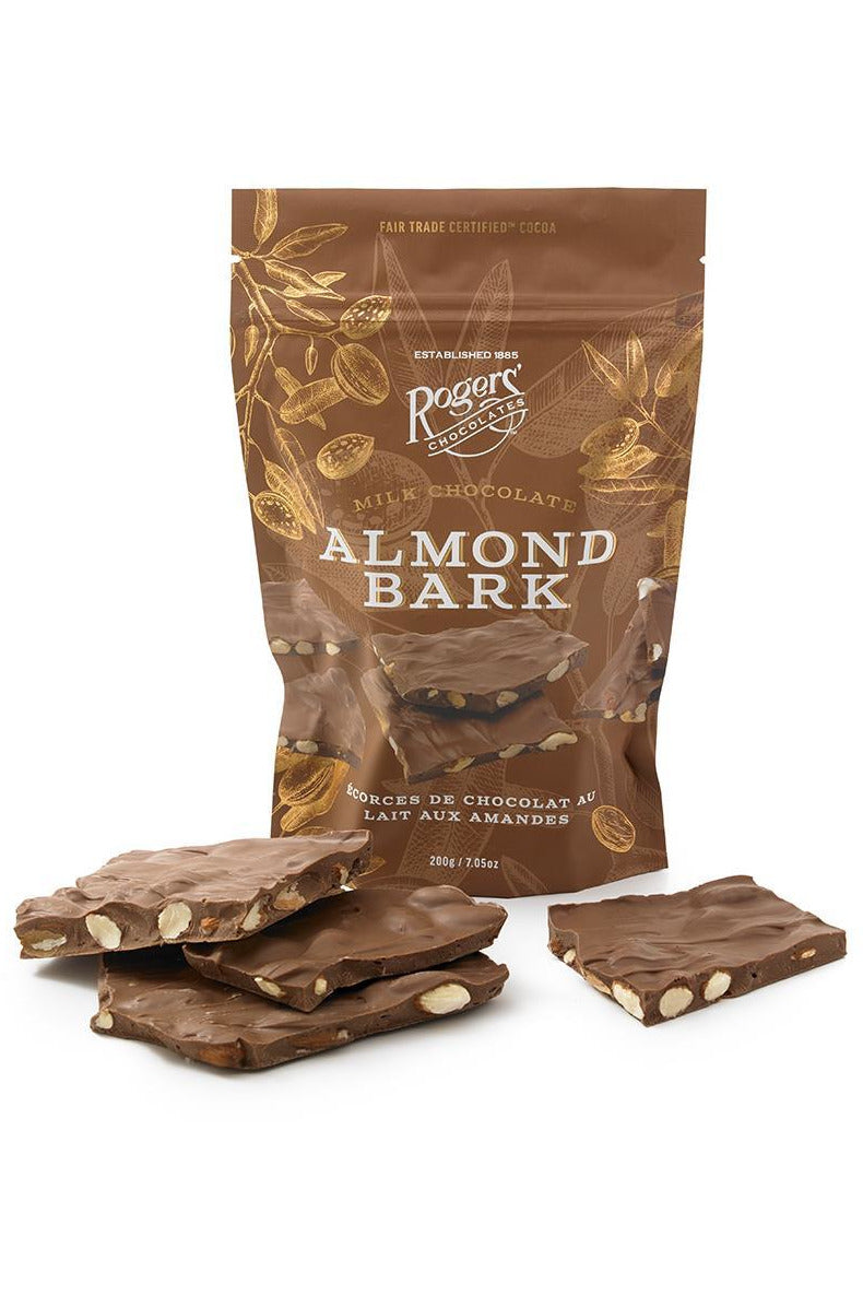 Rogers Chocolates Almond Bark
