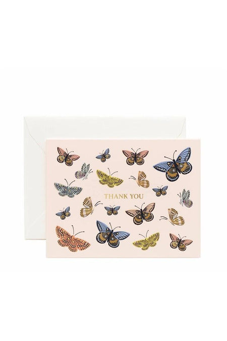Rifle Paper Co. Card Monarch Thank You