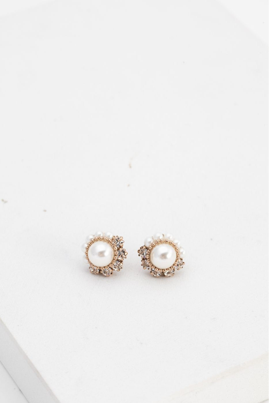 Lovers Tempo Empress Pearl Earrings