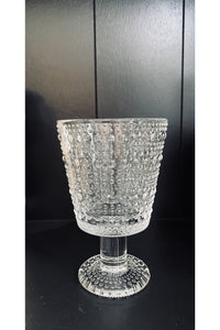 Iittala Kastehlemi  Footed Glass