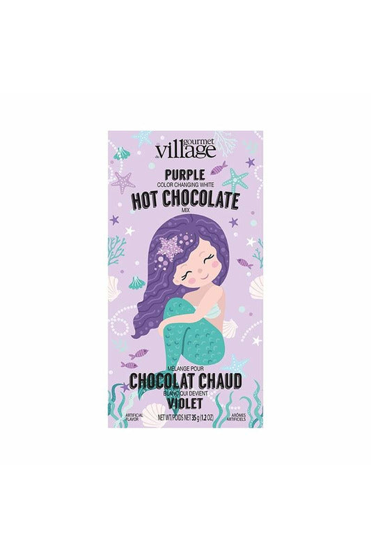 Gourmet Village Hot Chocolate Mermaid