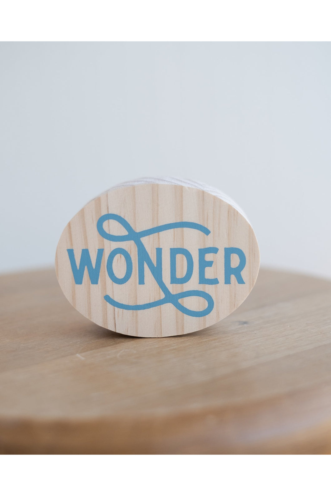 Wonder Mini Oval Wall Art