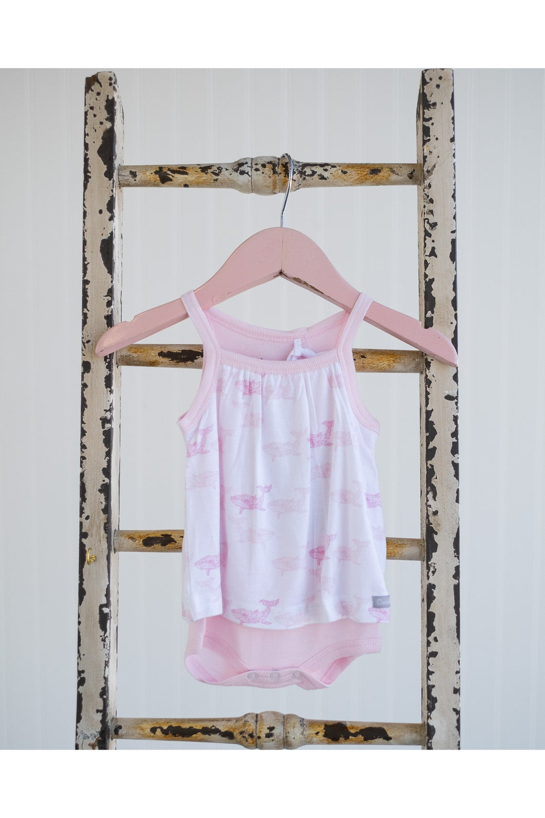 COCCOLI BG ROMPER SKIRTED