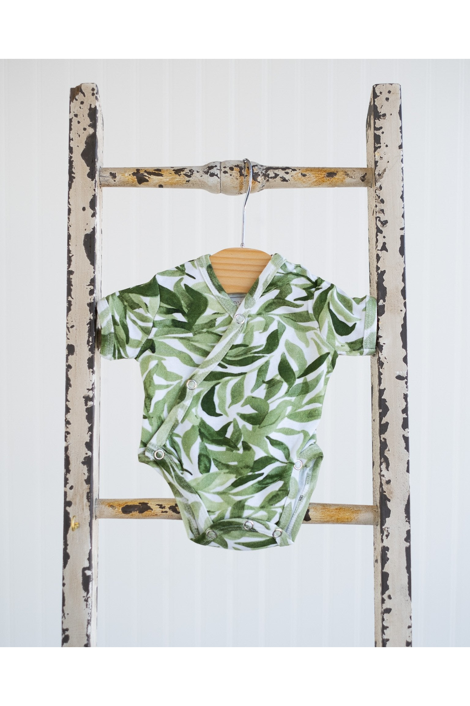Loved Baby Kelp Bodysuit