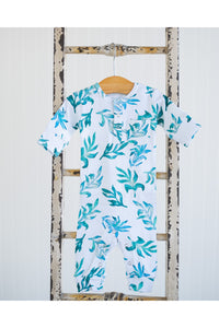 Loved Baby Seaweed Romper