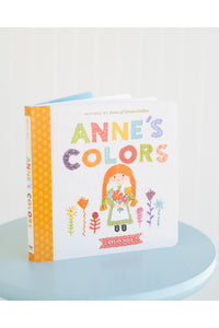 Anne's Colors Board Book