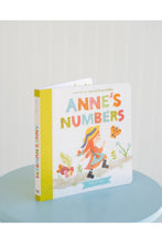 Load image into Gallery viewer, Anne's Numbers Board Book