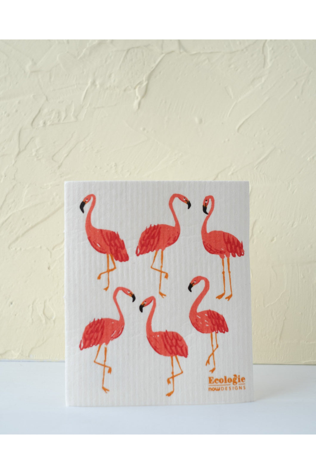 Flamingo Swedish Dishcloth