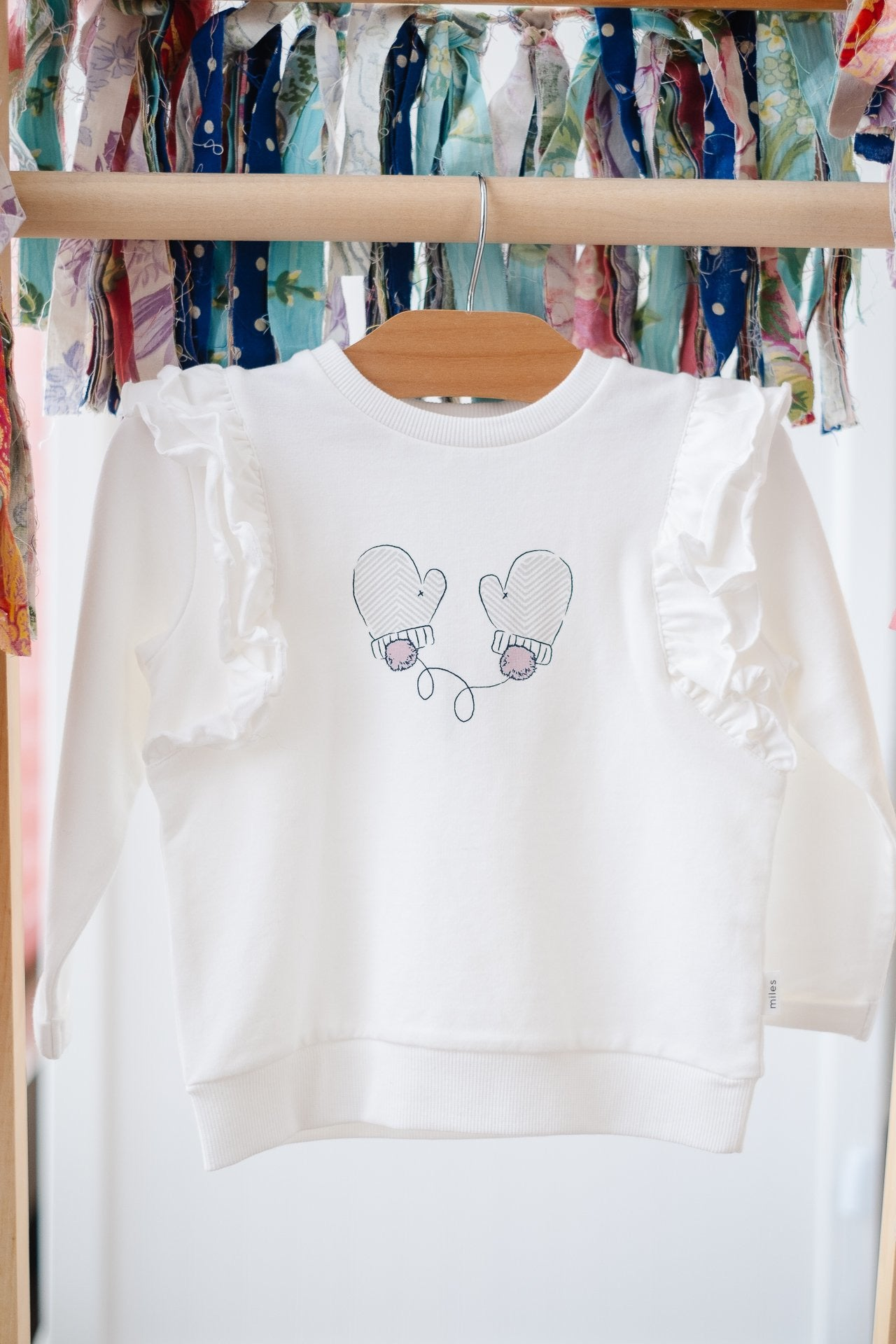 Miles Girls Top