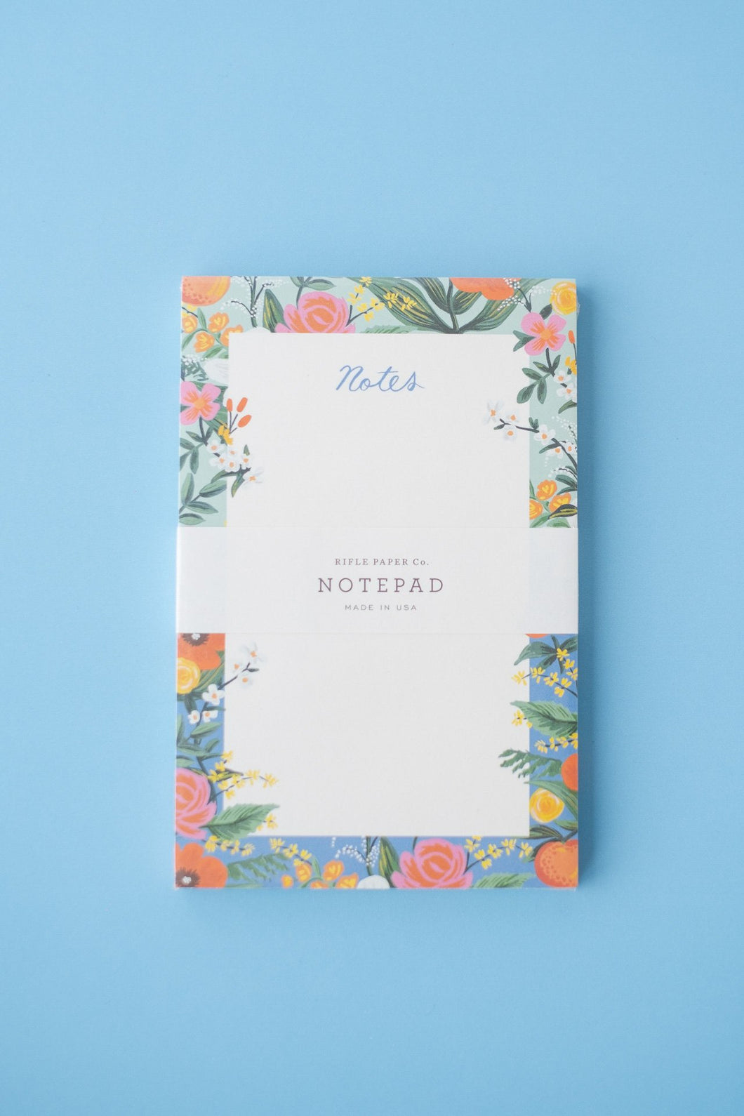Rifle Paper Co Orangerie Notepad