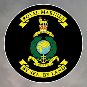 Royal Marines Stickers 0003