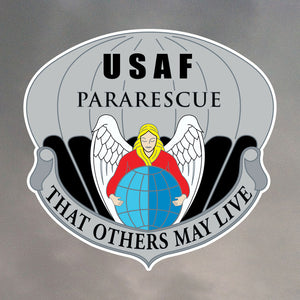 Pararescue Stickers