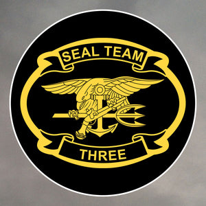 SEAL TEAM 3 STICKERS 0049