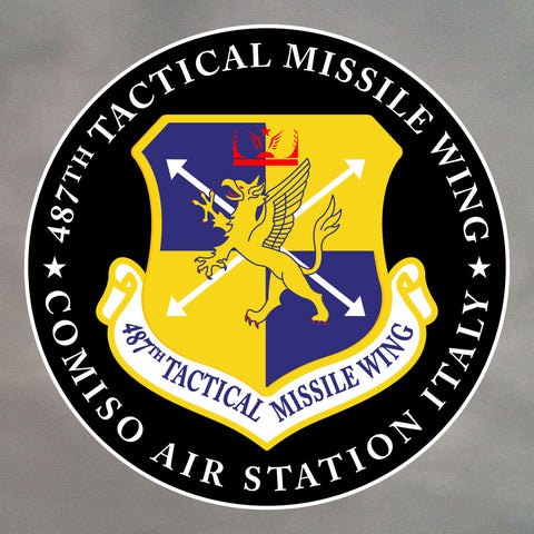 487th Tactical Missile Wing Stickers 0187