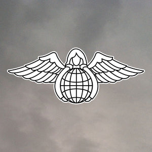 Pararescue Guardian Angel Stickers 0229