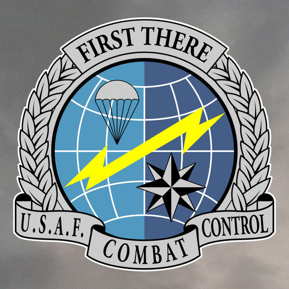 Combat Controller Stickers 0238