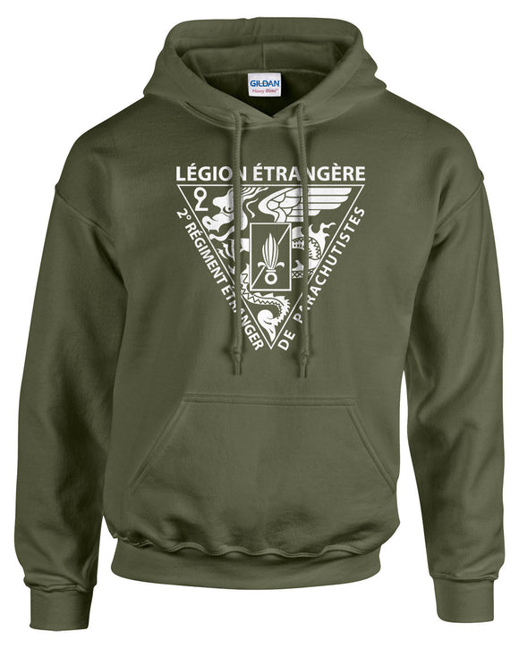 Foreign Legion Hooded Sweatshirt
