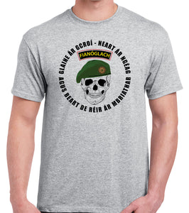 Irish Army Rangers T Shirt Pro Art Shirts Oogaly
