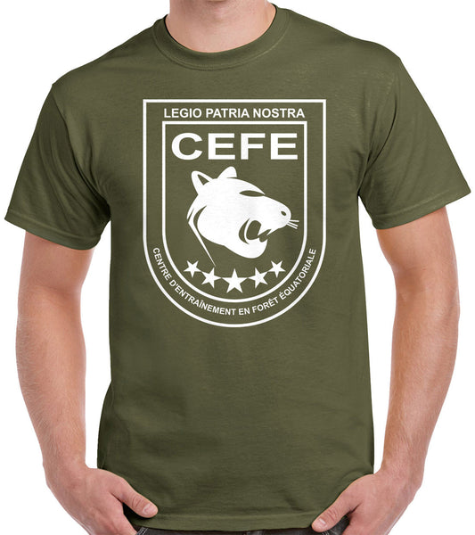 CEFE Foreign Legion T-Shirt 0871