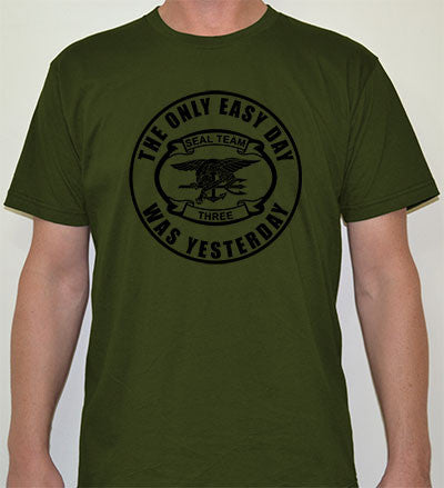 Navy SEAL Shirt - SEAL Team 3