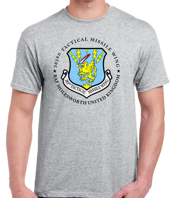 303rd Tactical Missile Wing T-Shirt 1024