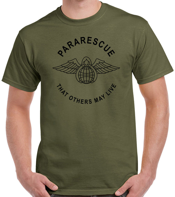 Pararescue Guardian Angel T-Shirt 1046